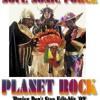 Soul Sonic Force-Planet Rock Don't Stop Burley Edit Mix'02