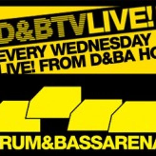 DJ Nuera D&BTV Live 172