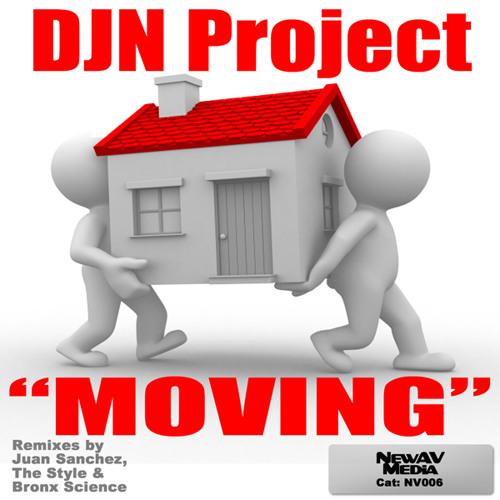 DJN Project - Moving (Newav Media)