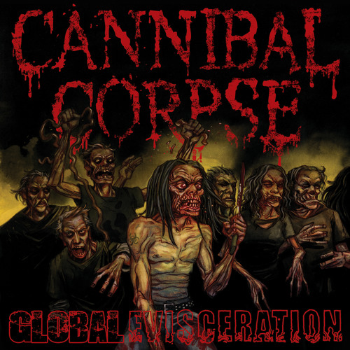 """Cannibal Corpse """"Death Walking Terror"""" (Live)"""