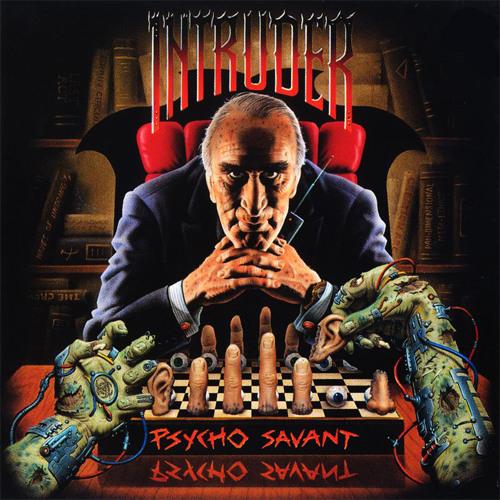 """Intruder """"Invisible"""""""
