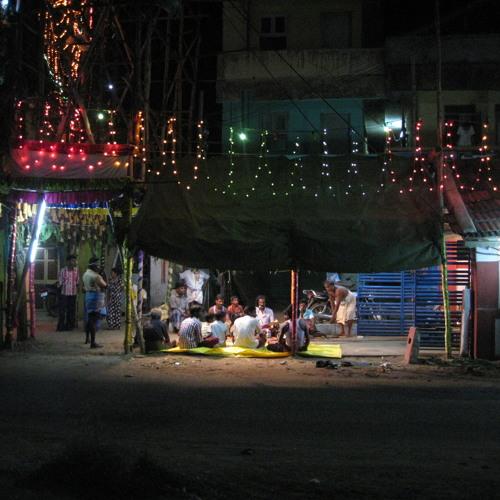 Mamallapuram - Hindu Festival
