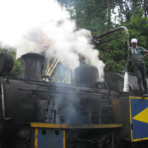 Ooty - Steam Train