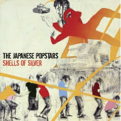 The Japanese Popstars feat. James Vincent McMorrow 'Shells of Silver' (Superstringz Remix)