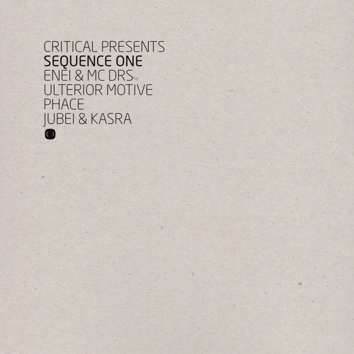 Critical Presents - Sequence One EP