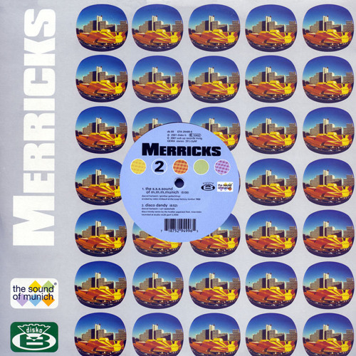 "2001: Merricks - ""Disco Dandy (Disco Trendy Remix by The Hustler Paparazzi feat. Miss Kittin)"""