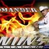 Mix de EL KOMANDER!! Portada del disco