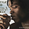 YEYO STYLE EL KID MIXTAPE VOL 3 MIXED BY DJ ESTEBAN CIUDAD RADIAL CD 1