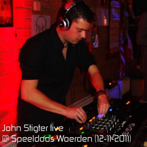 John Stigter live @ Speeldoos Woerden (12-11-2011)