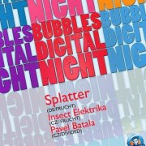Pavel Batala @ Bubbles Digital Night, Prague, 5.11.2011