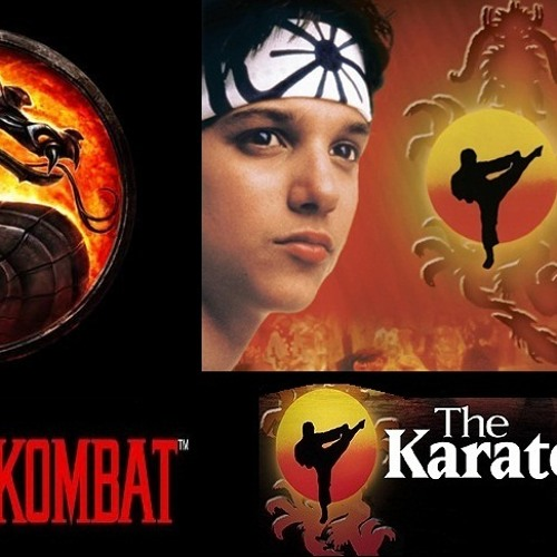 Karate Kid Vs Mortal Kombat !