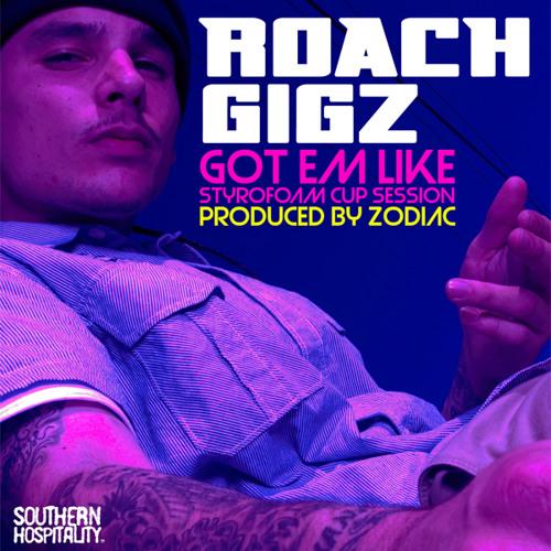 Roach Gigz - Got Em Like (Styrofoam Cup Session) Prod. By Zodiac