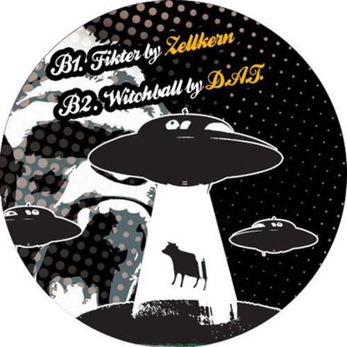 D.A.T. - Witchball (unmastered) out on R2Z 03