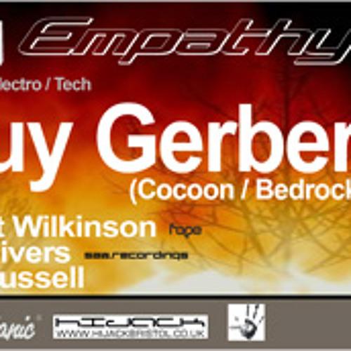 Guy Gerber 'Live at Empathy Part1' Friday 28th July 2006