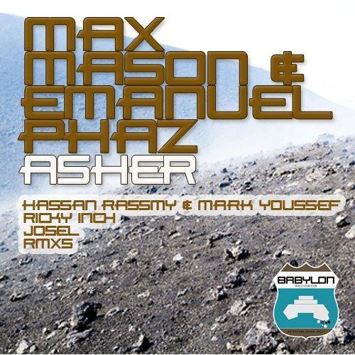 Max Mason & Emanuel Phaz - Asher (Hassan Rassmy & Mark Youssef Remix) Babylon Records