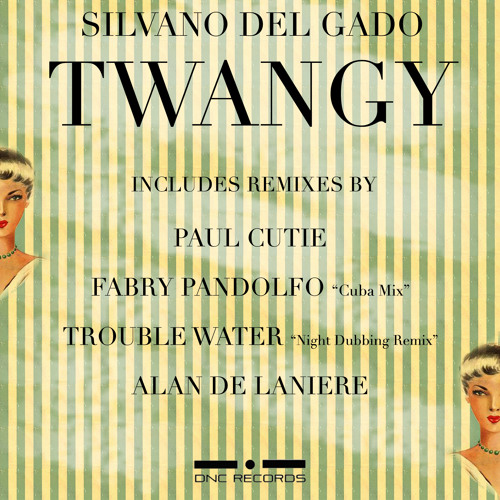 """Twangy(Trouble Water Night Dubbing Remix)"" Silvano Del Gado(Italy)"