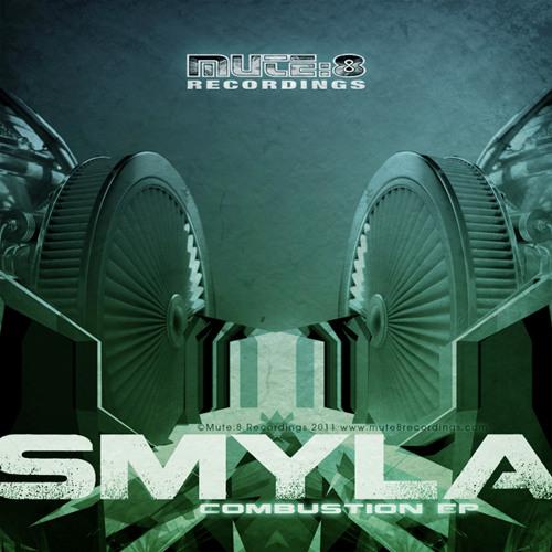 Smyla - COMBUSTION feat Hostile MC [Mute8Recordings] clip