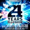 24 Years Illusion (Retro Hall) mixed by DJ Jan Vervloet