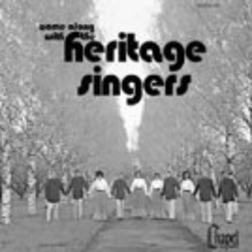 He Touched Me- Heritage Singers