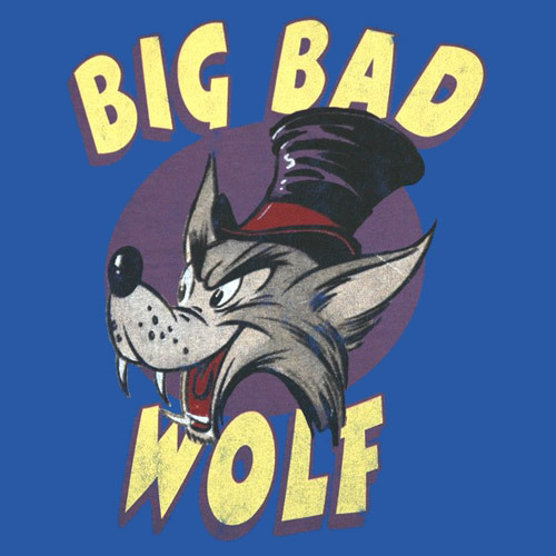 The Big Bad Wolf Vol. 1