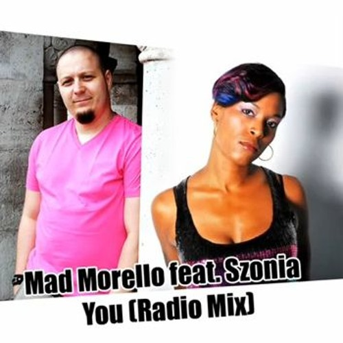 Mad Morello feat. Sonia - You (Holmes & Watson aka. Dj Hlásznyik vs. Wave Riders Remix - Radio Cut2)