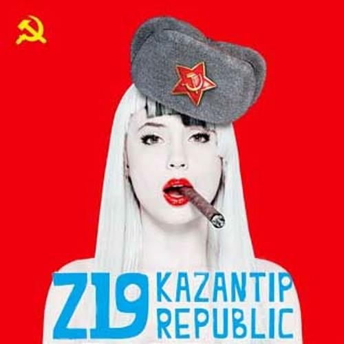 DJ Marika Rossa  live @ Kazantip 2011