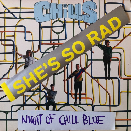 Night of Chill Blue