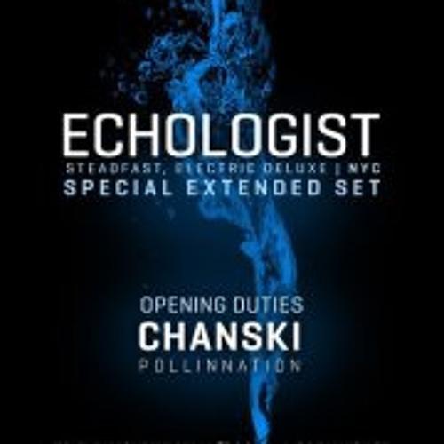 Echologist DJ set - 2011-11-11 Erratic Party NYC