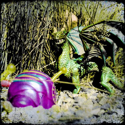 03-Pauk-Snails'n'dragons-Insekt 3