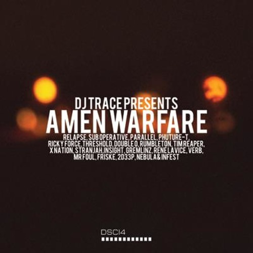 "MR FOUL - GUERILLA [""Amen Warfare"" LP - DSCI4] **OUT NOW**"