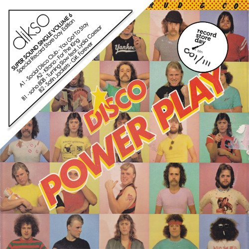 Social Disco Club - You Got To Stay [Dikso]
