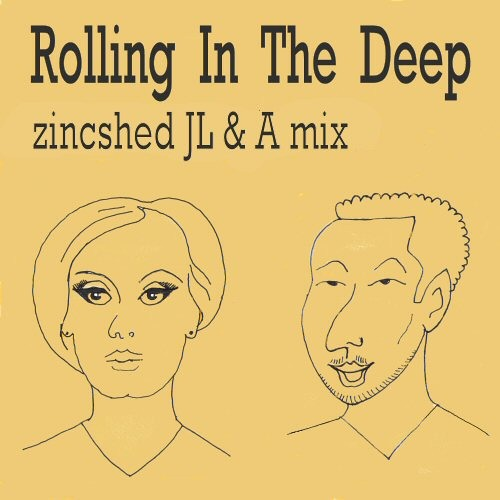 Rolling In The Deep (zincshed Mix)