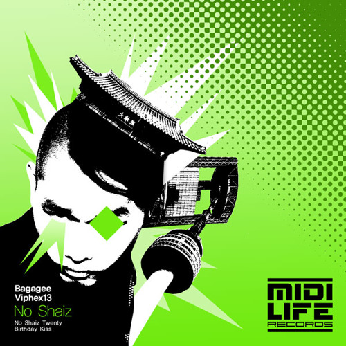 Bagagee Viphex13 - No shaiz twenty [MIDI Life Records]