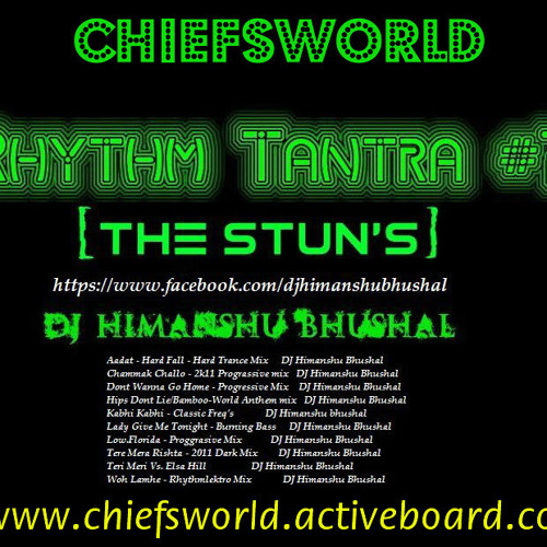 RHYTHM TANTRA 7- DJ Himanshu Bhushal