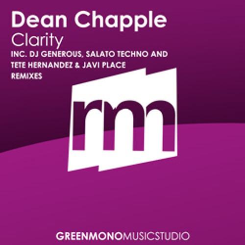 Dean Chapple - Clarity (Original Mix) [X-MAS NOW @ BEATPORT]