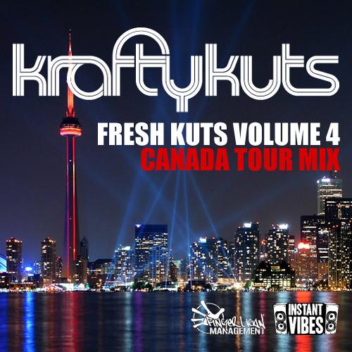 Krafty Kuts - Fresh Kuts - Volume 4