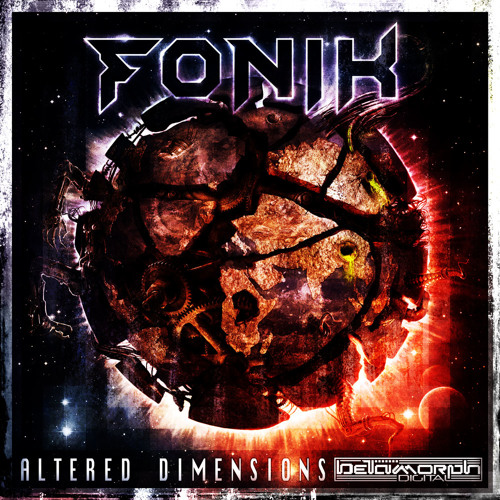 Fonik - Altered Dimensions