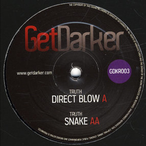 Truth - Direct Blow - GDKR003