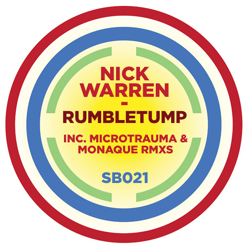Nick Warren 'Rumbletump' : Out Now on Sudbeat!