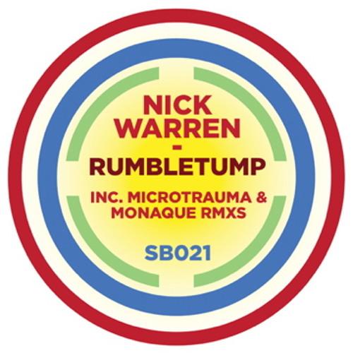 Nick Warren 'Rumbletump' :  Monaque Remix : Out Now!