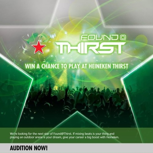Dilee D - Found@Thirst 2011