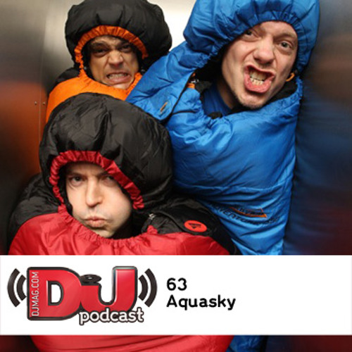 DJ Weekly Podcast 63: Aquasky