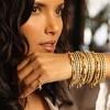 Padma Lakshmi  Jewelry (Website and Ad Campaign)