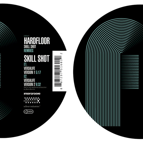 "HF017 - Hardfloor - ""Skill Shot"" (Two Decades Edition Remixes) **snippets**"