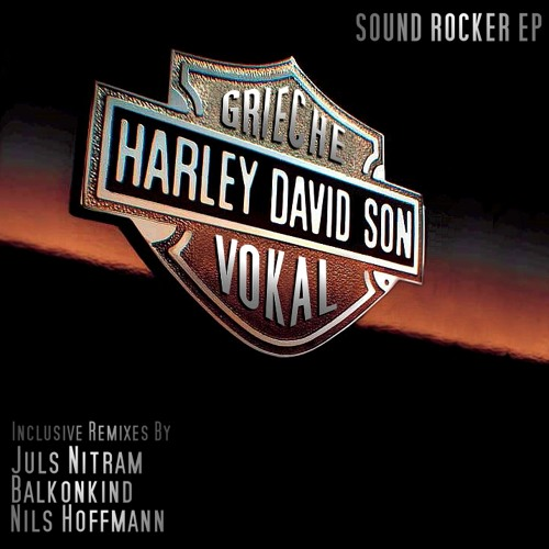 Grieche & Vokal - Harley David Son (Original) Out on Vinyl  Minimized Records