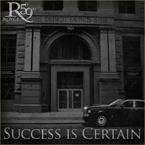 Royce Da 5'9''- I Ain't Coming Down [Explicit]