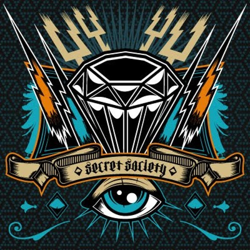 Dirty Devils vs Dr3x - Secret Societies (VA New Blood by Biomechanix Records - México) 2013
