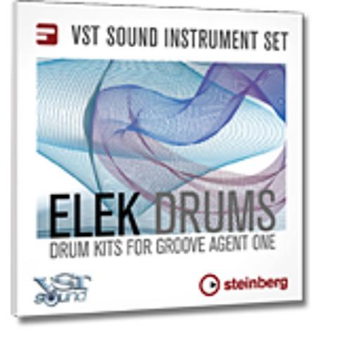 Elek Drums VST Sound Instrument Set - Demo 4