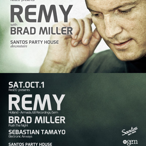 Remy @ Red20 New York 01-10-2011