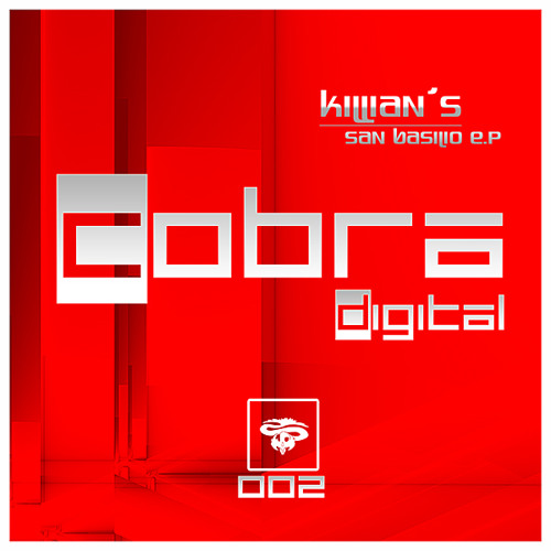 "COBRA DIGITAL 02 KILLIAN'S ""SAN BASILIO Vocal Mix"" 12/12/2011 !"